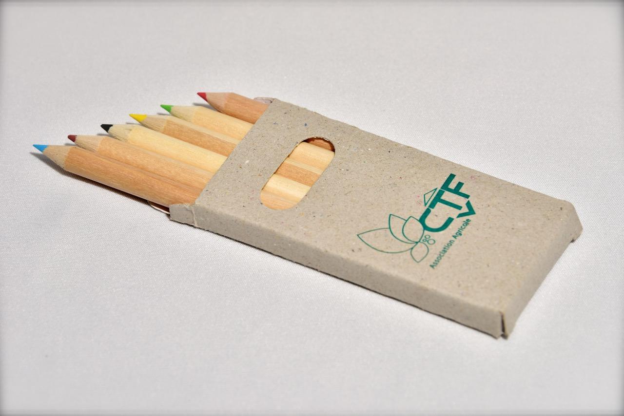 CTF Set 6 Bleistifte