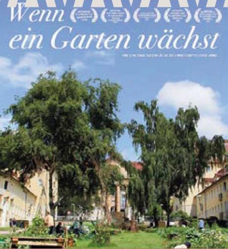 Film: Wenn ein Gartenwächst