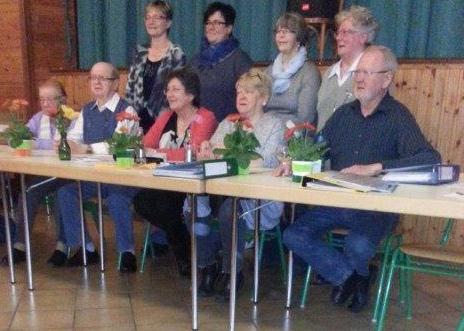 Gaart an Heem Schëffleng Neuer Vorstand